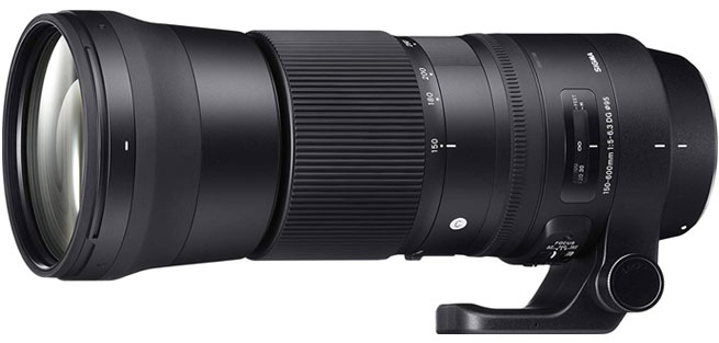 Sigma 150-600mm 5-6.3 Contemporary DG OS HSM Lens for Canon - Best Sigma Lenses For Canon